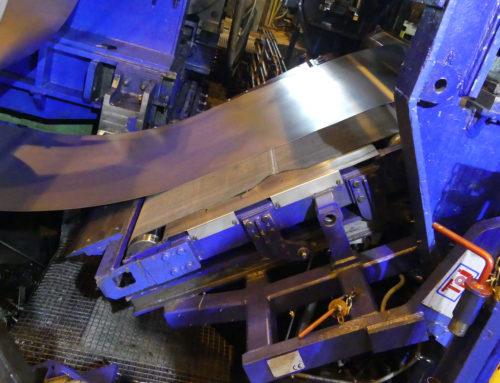 Mesa enhebrado magnética línea de inspección