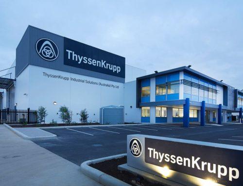 ThyssenKrupp y Tata Steel se fusionan